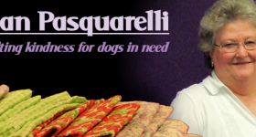 Joan Pasquarelli Dog Quilts