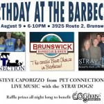August 9: Celebrate Dog House Adoptions' Birthday at the BBQ!