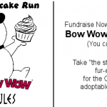 Join the Bow Wow Cupcake Run Now to Benefit Albany Area Animals in Need!