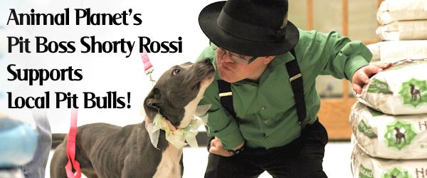 Shorty Rossi Visits Delmar, NY