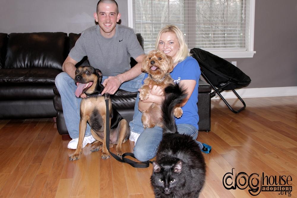 Caspian Bellow Family