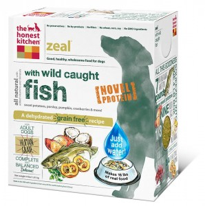 The Honest Kitchen Zeal dog food
