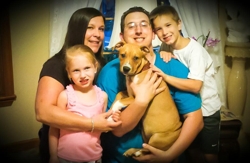 Magnolia Adopted at Dog House Adoptions!